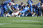 Ole Miss vs. Kentucky's CoShik Williams (26) at Commonwealth Stadium in Lexington, Ky. on Saturday, November 5, 2011. ..