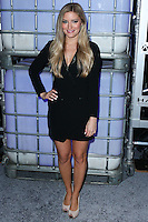 HOLLYWOOD, LOS ANGELES, CA, USA - NOVEMBER 10: iJustine arrives at the HaloFest - Halo: The Master Chief Collection Launch Event held at Avalon on November 10, 2014 in Hollywood, Los Angeles, California, United States. (Photo by Xavier Collin/Celebrity Monitor)