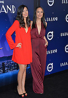 Nicole Wolf &amp; Cheryl Burke at the Los Angeles premiere for &quot;La La Land&quot; at the regency Village Theatre, Westwood. <br /> December 6, 2016<br /> Picture: Paul Smith/Featureflash/SilverHub 0208 004 5359/ 07711 972644 Editors@silverhubmedia.com