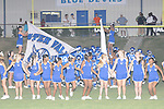 Water Valley cheerleaders vs. Bruce in Water Valley, Miss. on Friday, September 7, 2012. Water Valley won 17-16.