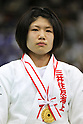 Misato Nakamura (JPN), .May 13, 2012 - Judo : .All Japan Selected Judo Championships, Women's -52kg class Victory Ceremony .at Fukuoka Convention Center, Fukuoka, Japan. .(Photo by Daiju Kitamura/AFLO SPORT) [1045]