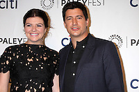 Casey Wilson, Ken Marino<br /> Paley Center For Media's PaleyFest 2014 Fall TV Previews - NBC, Paley Center for Media, Beverly Hills, CA 09-10-14<br /> David Edwards/DailyCeleb.com 818-249-4998