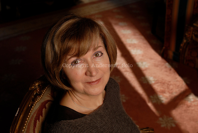 Lidia Jorge, Portuguese writer.
