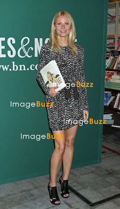 """Gwyneth Paltrow signs copies of her new book :  """" t's All Good: Delicious, Easy Recipes That Will Make You Look Good and Feel Great """" , at Barnes & Noble bookstore at The Grove in Los Angeles..April 3, 2013."""