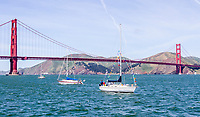 Alameda Yacht Club - Opening Day on the Bay