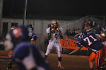 Lafayette High's Brandon Mack (4) vs. North Pontotoc in high school football in Pontotoc, Miss. on Thursday, October 24, 2012. Lafayette High won 38-0.