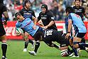 Tane Tuipulotu (YAMAHA), November 5, 2011 - Rugby : Japan Rugby Top League 2011-2012, 2nd Sec match between Ricoh Black Rams 17-45 YAMAHA Jubilo at Chichibunomiya Rugby Stadium, Tokyo, Japan. (Photo by Daiju Kitamura/AFLO SPORT) [1045]