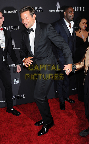 Bradley Cooper<br />  attends THE WEINSTEIN COMPANY &amp; NETFLIX 2014 GOLDEN GLOBES AFTER-PARTY held at The Beverly Hilton Hotel in Beverly Hills, California on January 12,2014                                                                               <br /> CAP/DVS<br /> &copy;DVS/Capital Pictures