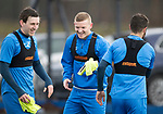 St Johnstone Training&hellip;.31.03.17<br />Brian Easton pictured training on the astroturf at McDiarmid Park this morning ahead of tomorrow&rsquo;s game at Hamilton.<br />Picture by Graeme Hart.<br />Copyright Perthshire Picture Agency<br />Tel: 01738 623350  Mobile: 07990 594431