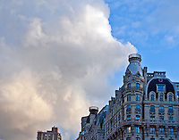 The Ansonia, New York City, New York,by Graves and Duboy, Beaux-Arts style