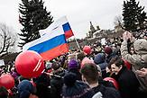 Antikorruptionsproteste in St. Petersburg