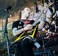 Children of Bodom at Heavy MTL 2011