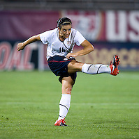 Ali Krieger. The USWNT defeated Sweden, 3-0.