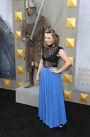 """HOLLYWOOD, CA - May 8: Beverley Mitchell, At Premiere Of Warner Bros. Pictures' """"King Arthur: Legend Of The Sword"""" At The TCL Chinese Theatre In California on May 8, 2017. Credit: FS/MediaPunch"""
