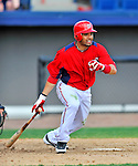 12 March 2012: Washington Nationals infielder Andres Blanco in action during a Spring Training game against the St. Louis Cardinals at Space Coast Stadium in Viera, Florida. The Nationals defeated the Cardinals 8-4 in Grapefruit League play. Mandatory Credit: Ed Wolfstein Photo