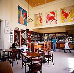 Cafe Divine in the North Beach Neighborhood of San Francisco, California