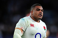 Kyle Sinckler of England looks on after the match. RBS Six Nations match between England and Scotland on March 11, 2017 at Twickenham Stadium in London, England. Photo by: Patrick Khachfe / Onside Images