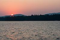 20130821 Lake Champlain, Early Morning Views