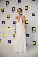 Washington DC,September 10, 2016, USA:  The 20th Annual Human Rights Campaign (HRC) dinner takes place in Washington DC. Speakers and entertainment includes, Senator Tim Kaine, D-VA, Congressman John Lewis, D-GA, Nyle DiMarco, first Deaf person to win America's Top Model(Cycle 22) and Dancing with the Stars (Season 22) Actor Billy Porter, singer Estelle and actor Samira Wiley.  Patsy Lynch/MediaPunch