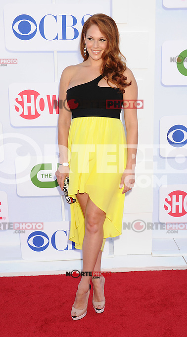 BEVERLY HILLS, CA - JULY 29: Amanda Righetti arrives at the CBS, Showtime and The CW 2012 TCA summer tour party at 9900 Wilshire Blvd on July 29, 2012 in Beverly Hills, California. /NortePhoto.com<br /> <br />  **CREDITO*OBLIGATORIO** *No*Venta*A*Terceros*<br /> *No*Sale*So*third* ***No*Se*Permite*Hacer Archivo***No*Sale*So*third*