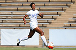 23 August 2015: Duke's Imani Dorsey. The Duke University Blue Devils played the Weber State University Wildcats at Fetzer Field in Chapel Hill, NC in a 2015 NCAA Division I Women's Soccer game. Duke won the game 4-0.