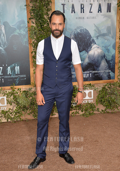 LOS ANGELES, CA. June 27, 2016: Actor Casper Crump at the world premiere of &quot;The Legend of Tarzan&quot; at the Dolby Theatre, Hollywood.<br /> Picture: Paul Smith / Featureflash