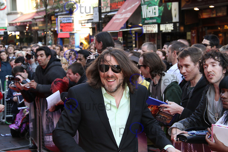 Jonathan Ross Attack The Block UK Premiere, Vue Cinema, Leicester Square, London, UK, 04 May 2011:  Contact: Rich@Piqtured.com +44(0)7941 079620 (Picture by Richard Goldschmidt)