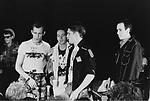 The Clash 1983.© Chris Walter.