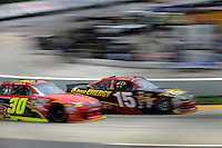 30 March - 1 April, 2012, Martinsville, Virginia USA.Clint Bowyer, David Stremme.(c)2012, Scott LePage.LAT Photo USA