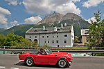 Switzerland - Classic Cars