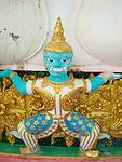Tiger Cave Temple, Wat Tham Seua, Krabi, Thailand