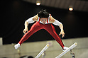 Kohei Uchimura (JPN),.APRIL 7, 2012 - Artistic gymnastics : The 66nd All Japan Gymnastics Championship Individual All-Around , Men's Individual 1st day at 1nd Yoyogi Gymnasium, Tokyo, Japan. (Photo by Jun Tsukida/AFLO SPORT) [0003]