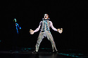 London, UK. 04.01.2014. Cirque du Soleil present QUIDAM at the Royal Albert Hall. Picture shows: Boum Boum (Rafael Munhoz). © Jane Hobson.