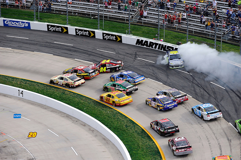 30 March - 1 April, 2012, Martinsville, Virginia USA..(c)2012, Scott LePage.LAT Photo USA