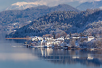 W&ouml;rthersee <br /> Carinthia, Austria.