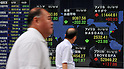 Tokyo Stock Exchange - Aug. 8