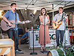 Day 2 of the 78th Amador County Fair, Plymouth, Calif.<br /> <br /> <br /> Jake Guidi and his band