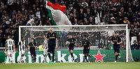 Football Soccer: UEFA Champions League semifinal second leg Juventus - Monaco, Juventus stadium, Turin, Italy,  May 9, 2017. <br /> Monaco's Kylian Mbappe (c) after scoring during the Uefa Champions League football match between Juventus and Monaco at Juventus stadium, on May 9, 2017.<br /> UPDATE IMAGES PRESS/Isabella Bonotto