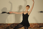 "Christina Bonnington of Ballet Oxford performs as The Yoknapatawpha Arts Council held their inaugural ""Interaction"" event on Saturday, March 6, 2010. ""Interaction"" featured visual and performing arts from groups such as LaffCo!, Ballet Oxford, and Oxford Songwriters Association."