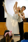 Duplexity Dancers visit school