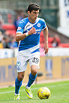 St Johnstone FC&hellip; Season 2016-17<br />Graham Cummins<br />Picture by Graeme Hart.<br />Copyright Perthshire Picture Agency<br />Tel: 01738 623350  Mobile: 07990 594431