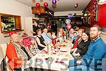 70th Birthday : Mary O'Hanlon, Listowel Centre celebrating her 70th birthday with family at Eabha Joan's Restaurant, Listowel on Saturday night last. L-R : Margaret O'Brien, Ava Heffernan, Siobhan Fealey, Joe O'Hanlon, Darragh Fealey, Mary O'Hanlon, Daniel & Kieran Fealey, Christina Quinn & Mairead & John Heffernan.