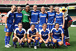 22 June 2008: Washington's starters pose for a photo. The Washington Freedom defeated the Richmond Kickers Destiny 5-0 at RFK Stadium in Washington, DC in a United Soccer Leagues W-League friendly.
