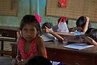 Rural School near Battambang, Cambodia