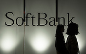 Softbank is a major mobile telecommunications company in Japan.