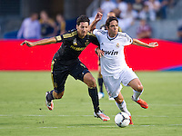 LA Galaxy vs Real Madrid, August 2, 2012