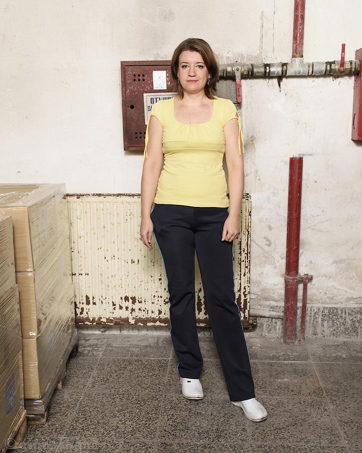 Amra Ibeljić, has worked at DITA 10 years