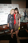 Glenn Close and Rose Byrne Attend Rose Byrne and Glenn Close host Gotham magazine cover party at Asellina, presented by Cosmopolitan Las Vegas with Pisco Porton, NY 9/20/11