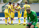 Inverness Caley Thistle v St Johnstone&hellip;27.08.16..  Tulloch Stadium  SPFL<br />Richie Foster celebrates his goal<br />Picture by Graeme Hart.<br />Copyright Perthshire Picture Agency<br />Tel: 01738 623350  Mobile: 07990 594431