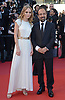 17.05.2017; Cannes, France: LILY ROSE DEPP AND ASGHAR FARHADI<br /> attend the premiere of &quot;Les Fantomes d'Ismael&quot; at the 70th Cannes Film Festival, Cannes<br /> Mandatory Credit Photo: &copy;NEWSPIX INTERNATIONAL<br /> <br /> IMMEDIATE CONFIRMATION OF USAGE REQUIRED:<br /> Newspix International, 31 Chinnery Hill, Bishop's Stortford, ENGLAND CM23 3PS<br /> Tel:+441279 324672  ; Fax: +441279656877<br /> Mobile:  07775681153<br /> e-mail: info@newspixinternational.co.uk<br /> Usage Implies Acceptance of Our Terms &amp; Conditions<br /> Please refer to usage terms. All Fees Payable To Newspix International